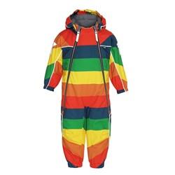 Nieuw Pyxis - Rainbow - Rainbow coloured snowsuit. - Molo IZ-33